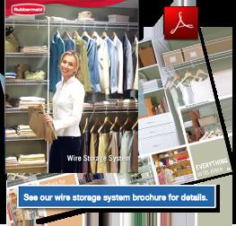 shelving brochures