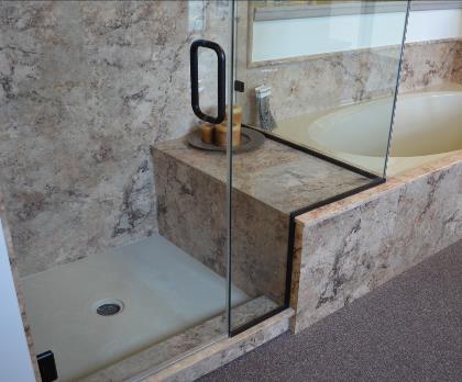 Universal Shower Base