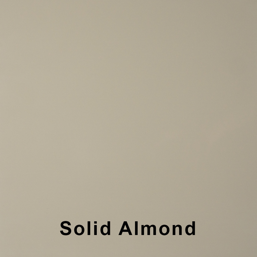 Solid Almond