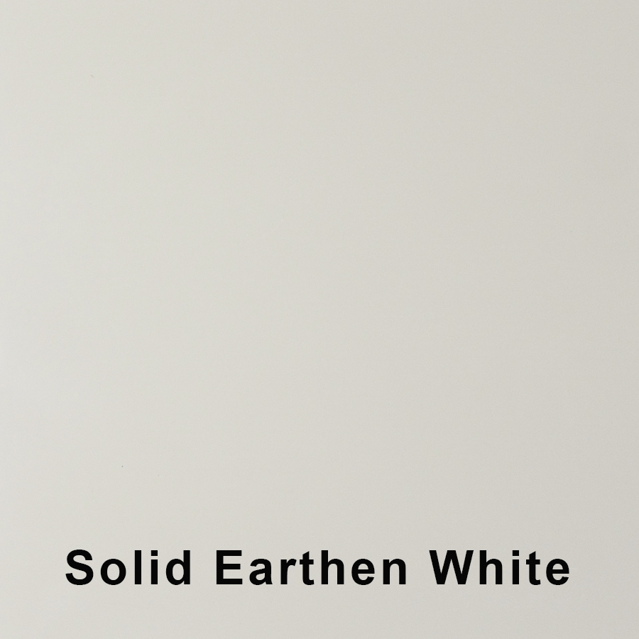Solid Earthen White