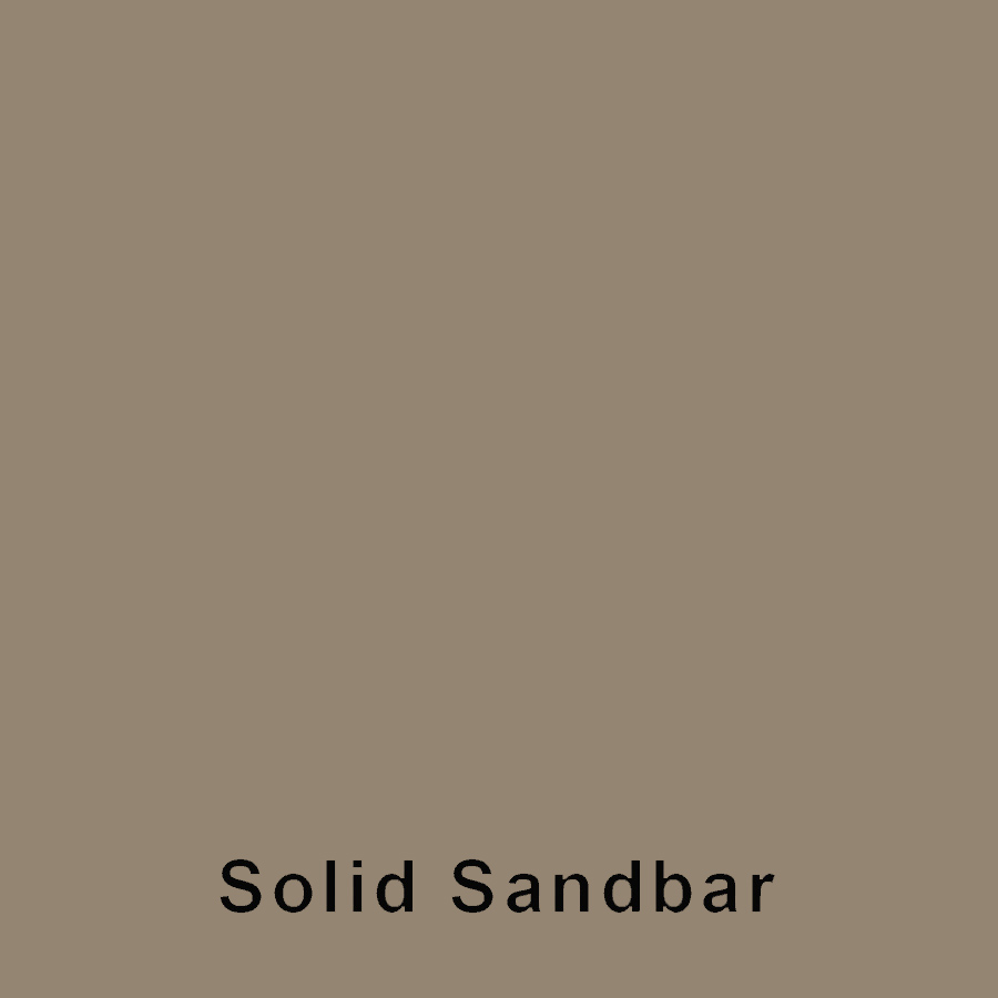 Solid Sandbar
