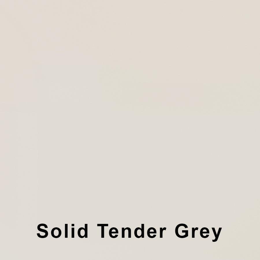 Solid Tender Grey